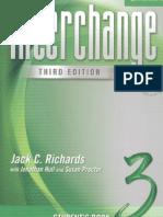 Interchange 3 Student Book - Third Edition 2005 - Jack Richards