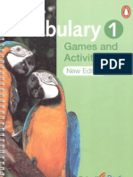 Vocabulary Games & Activities 1