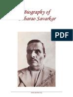 Biography of Babarao Savarkar