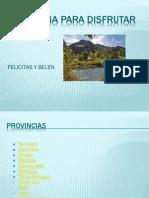 ARGENTINA, FELICITAS  Y BELEN  4°c