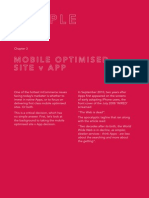 Mobile Optimised Site vs App - eibDIGITAL's mCommerce Guide