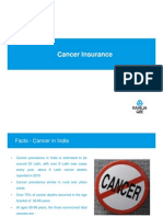 Cancer Insurance Presentation