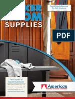 AD1 - Locker Room Supplies