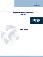 Islamic Banking User Manual-SUKUK