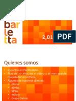 Barletta Panetonne 2
