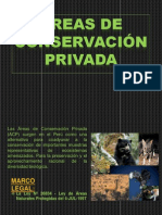 Areas de Conservacion Privada (1)