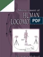 Measurement of Man Locomotion