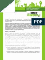 Grupo de Financiamiento para Cambio Climático [México]