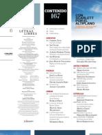 Anatomía de la violencia en México  Índice Letras Libres. No. 167, noviembre 2012