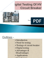 Digital Testing Of HV Circuit Breaker PPT (2).pptx