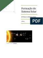 Formação do Sistema Solar