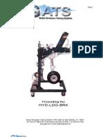 Haydraulic Landing Gear