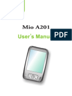 Manual MIO GPS