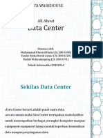 Presentasi Datawarehouse - Data Center