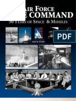 Air Force Space Command 50 Years