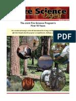 JFSP:The First Ten Years