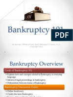 A Guide to Bankruptcy Facts, Misconceptions and Tips to Protect   Yourself