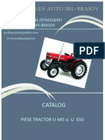 CATALOG AUTO Piese Tractor