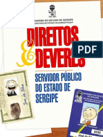 Cartilha Direito e Deveres Do Servidor