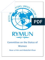 RYMUN Study Guide CSW