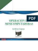 06 - Archivos Logicos