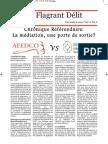 Flagrant Delit- Edition Novembre 2012