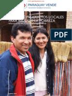 VENTA DE PRODUCTOS LOCALES PARA REDUCIR LA POBREZA - INFORME FINAL DEL PROGRAMA PARAGUAY VENDE - JUNIO 2010 - PORTALGUARANI