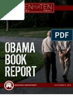 "The Obama Book Report - RNC ""Ten For Ten"" eBook Series"