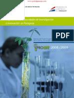 MEJORANDO LAS CAPACIDADES DE INVERSION E INNOVACION EN PARAGUAY - CONSEJO NACIONAL DE CIENCIA Y TECNOLOGIA - PORTALGUARANI
