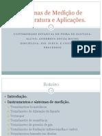 Anderson_Rocha_Sistemas de Medição de Temperatura e Aplicações