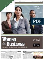 Women in Business 2012