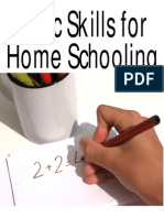 98749878 Basic Skills for Homeschooling
