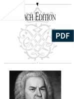 Complete Collection of the Works of Johann Sebastian Bach
