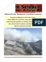 Wildland Fire Use