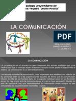 Presentacion, La Comunicacion, Scribd