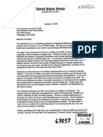 Obama Letter - No Highlighting