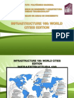 Infrastructure 100- World Cities Edition