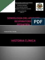 SEMIOLOGÍA DEL APARATO RESPIRATORIO-AZABACHE TAFUR PAMELA