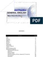 General English-Theory & Practice
