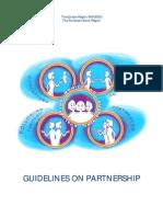 Guidelines on Partnership E
