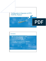 9.1IPTV-BC-CH-IPTV Configuration & Operation of IPTV PORTAL Platform-1-201007(待审核) 53p