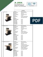 Spesifikasi Madona MBL Baru (1)