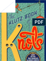 Klutz Book of Knots 1985 Cassidy