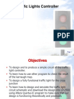 Traffic Light Controller