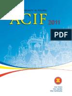 ASEAN Community in Figures ACIF 2011