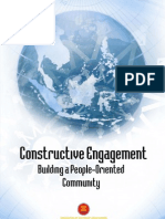 Constructive Engagement Building a People-Oriented Community