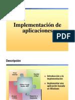 14.- Distribucion de Las Aplicaciones