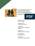 Davis Et Al. (2006) - Assessment of Retail Malls Response to Terrorist Attack (Full Report)