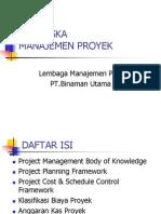 Kerangka M Proyek[1]