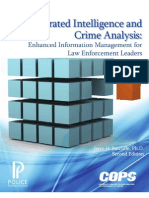 Ratcliffe (2007) - Integrated Intelligence and Crime Analysis